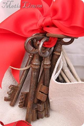 hank of keys