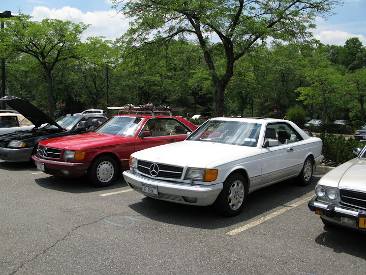 Photos from last weekend the 47th annual june jamboree for Mercedes benz montvale nj