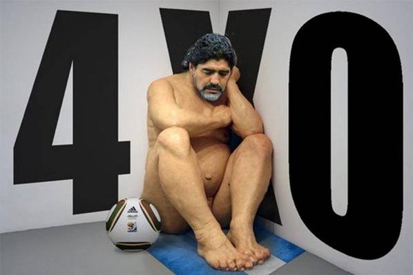 Maradona Fudido
