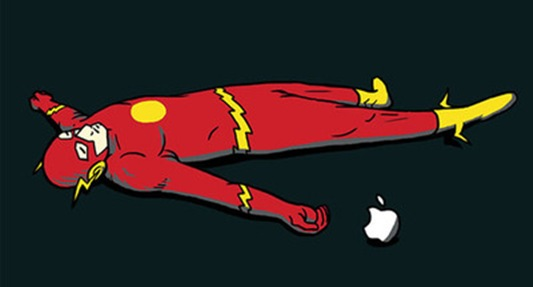Flash x apple