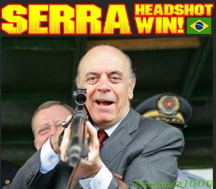 jose serra - headshot win