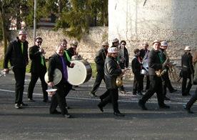 banda carnevale
