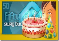 swagbucks bday reward