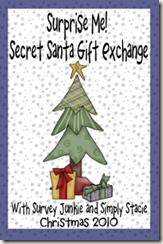 Surprise Me Secret Santa Gift Exchange