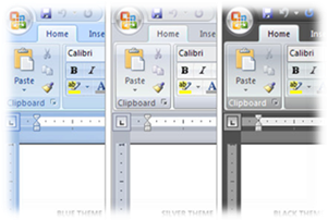Office 2007 themes