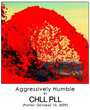 Aggresively Humble by Chll Pll