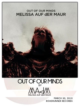Out of Our Minds by Melissa Auf der Maur