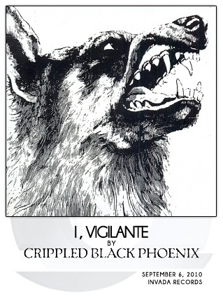 I, Vigilante by Crippled Black Phoenix