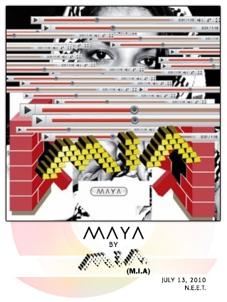 /\/\ /\ Y /\ (Maya) by M.I.A.