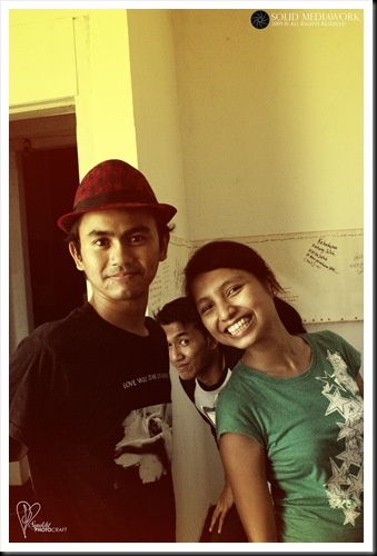 me with Wani Ardy