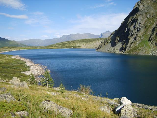 Мультинские озёра - термоядерное Солнце и бирюзовая вода