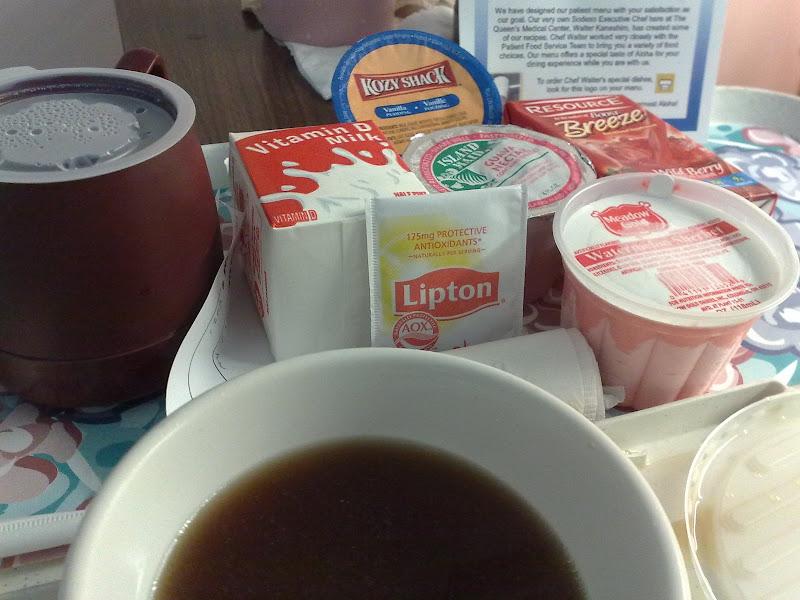 www.RickNakama.com Restricted Full Liquid Diet
