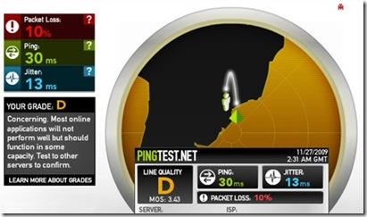 pingtest teste sua net para jogos online, veja se sua internet tem um bom ping