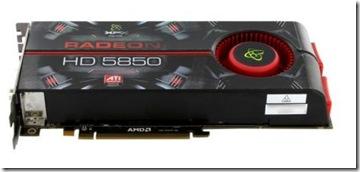 XFX Radeon 5850