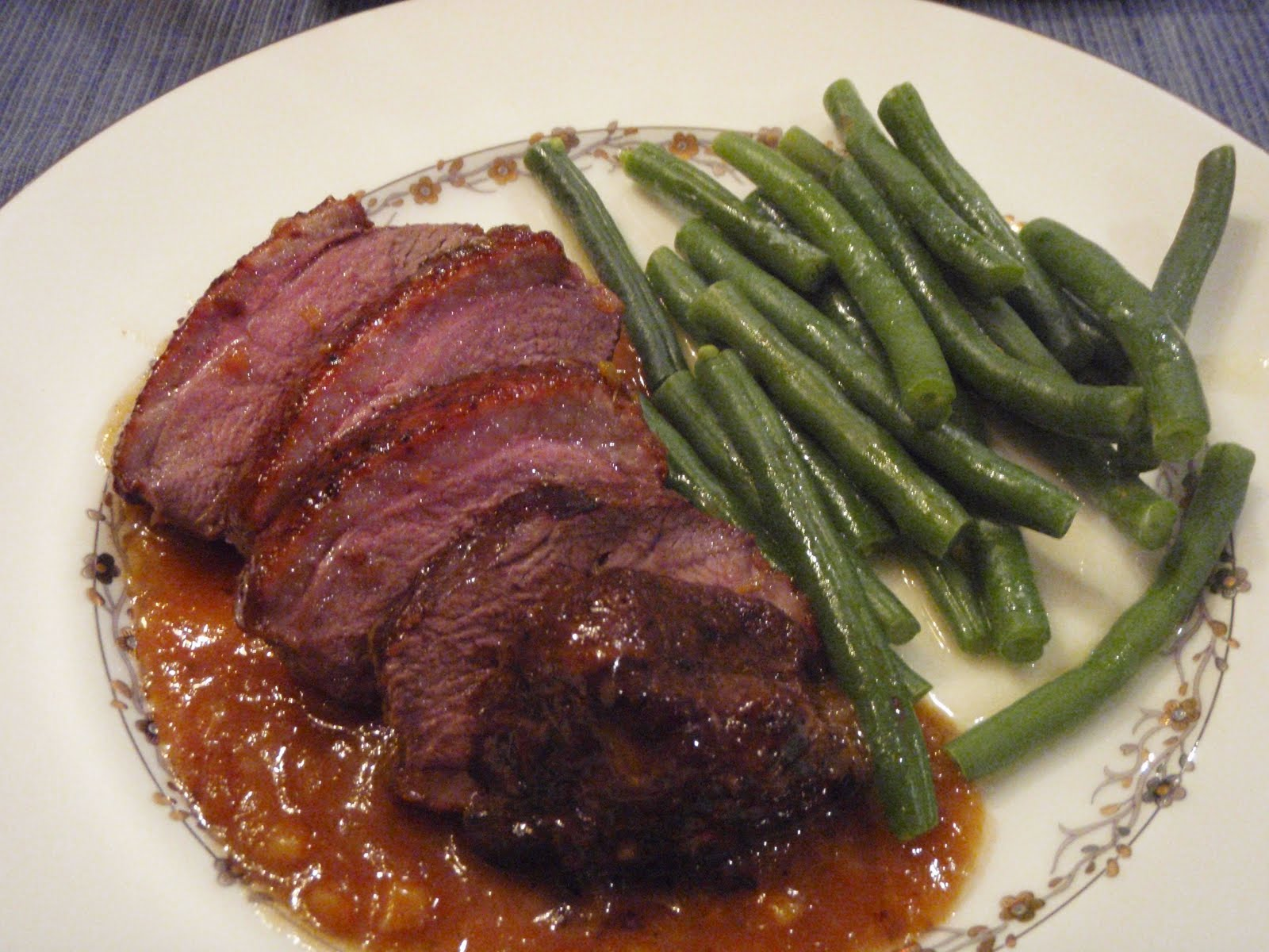 Duck breast a l'orange... for the weeknight cook | The Delicious Life