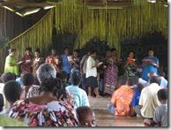 2009 Rumginae Bible School graduates commissioning service