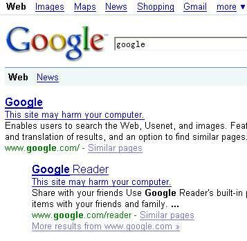 google被黑了?