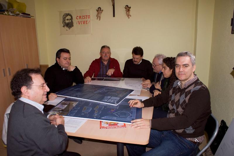 Jurado del Concurso de Ideas de la Parroquia de San Pedro Poveda de Jaén