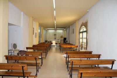 Limpieza y Preparación de la Parroquia de San Pedro Poveda (29 de noviembre)