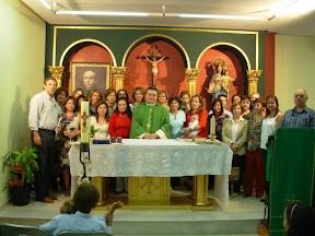 Misa del Envío 2010