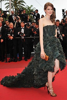 64th cannes film festival Julia Saner
