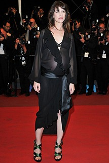 64th cannes film festival Charlotte Gainsbourg (2)