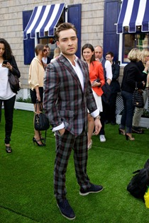 pop store tommy hilfiger Ed_Westwick