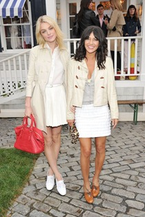 attends the launch of Prep World NYC at Pop Up House on May 4, 2011 in New York City.