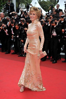 64th cannes film festival jane fonda