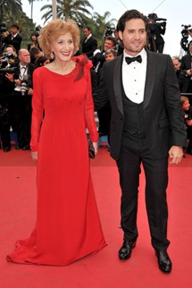 64th cannes film festival marisa paredes