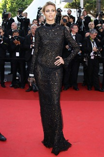 64th cannes film festival anja rubik pucci