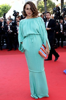64th cannes film festival Delfina Delettrez fendi