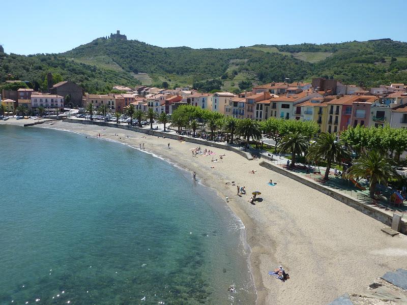 Photo of Collioure beach
