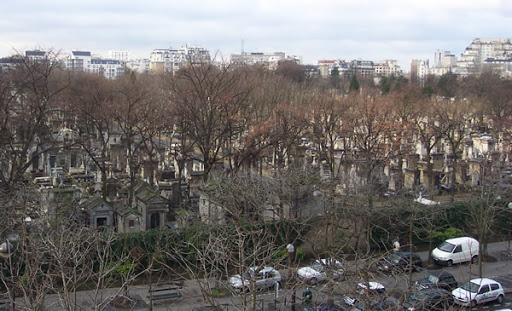 Montparnasse Cemetary