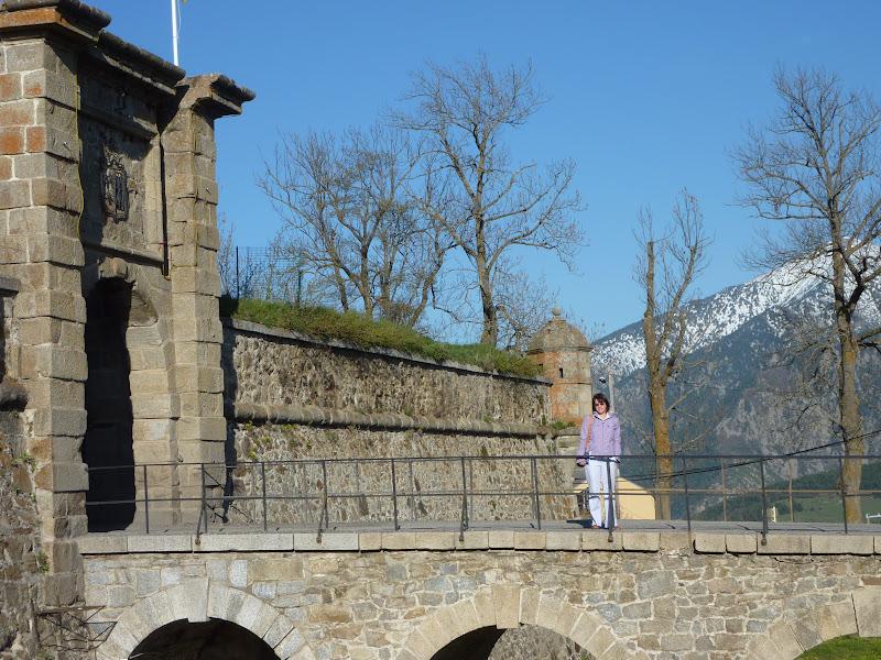 Mont Louis walls