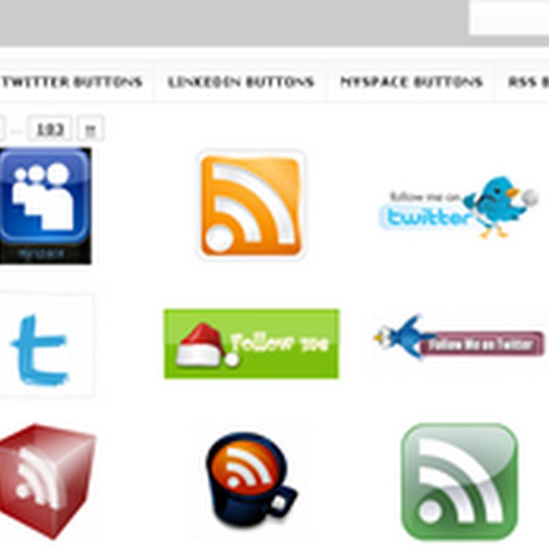 CoolButton icone social per tutti i gusti.