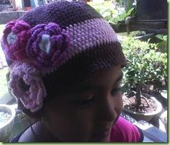 Topi Rajut (DR TR_1002 - IDR 60000)