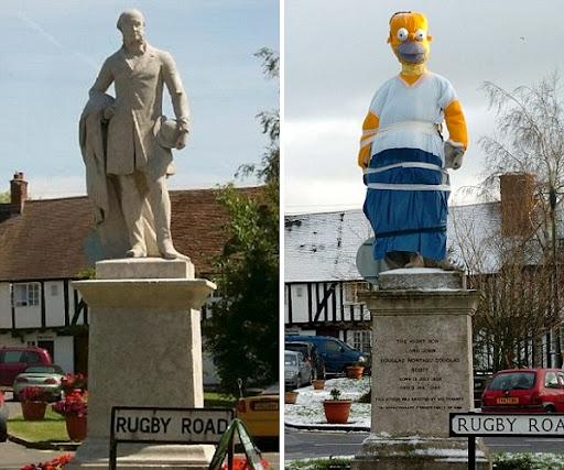 Spomenik Homeru Simpsonu