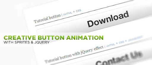 Creative Button Animations with Sprites and JQuery