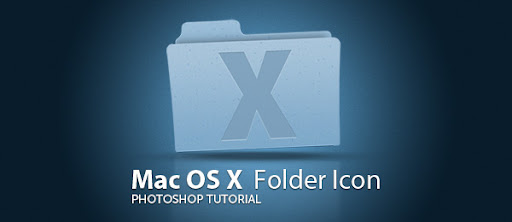 Design the Mac OS X Leopard Folder