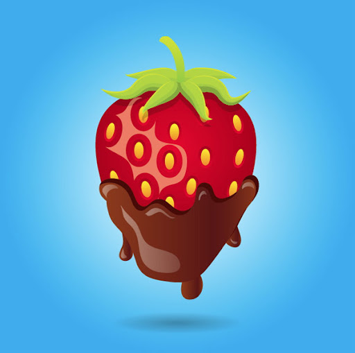 Create A Mouthwatering Chocolate Covered Strawberry