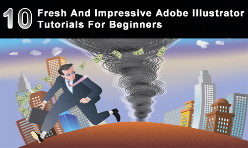 fresh 10 Fresh And Impressive Adobe Illustrator Tutorials For Beginners