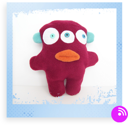 Oogie by Gush4Plush