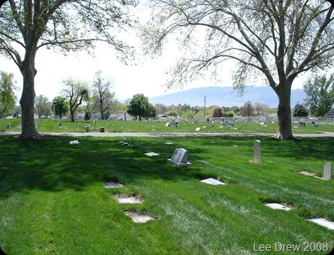 Lehi Utah cemetery 11