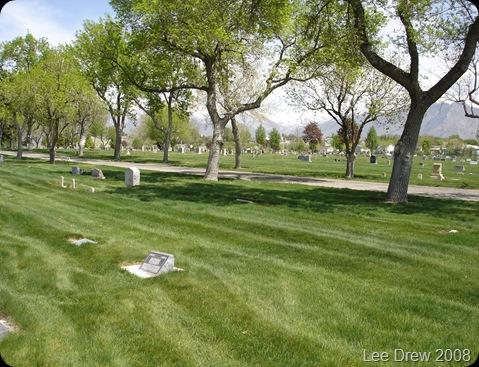 Lehi Utah Cemetery 2