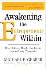 Awaken the entrepreneur within cover