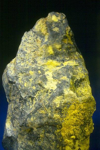 Uranopilita y Zippeíta-Uranopilite & Zippeite