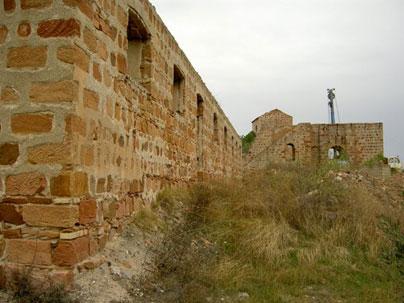 Mina La Trinidad: pozo Linarejos