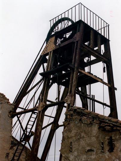 Pozo José, mina La Cierva