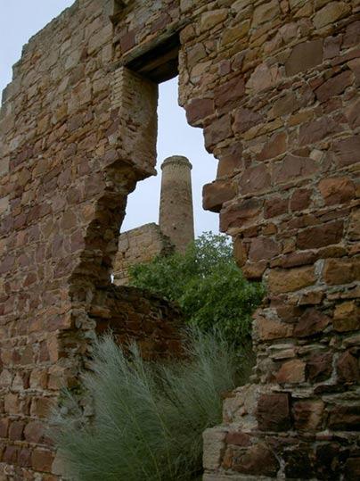 Mina San Adriano: Pozo San Enrique